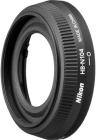 NIKON Paresoleil HB-N104 (1 Nikkor 18.5mm)