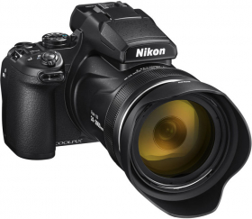 NIKON Coolpix P1000 Noir (New)