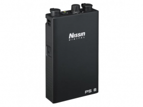 NISSIN Power Pack PS8 pour Sony, Fuji et Panasonic