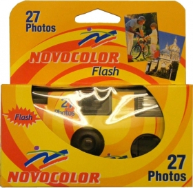 NOVOCOLOR Jetable Flash 400 Asa 27 Poses