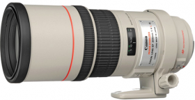 CANON 300mm EF f/4 L IS USM (OP 5)