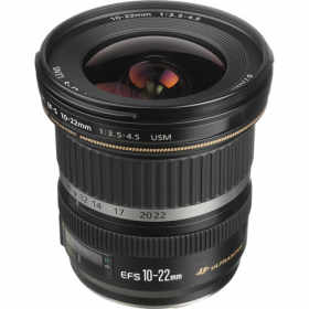 CANON 10-22mm EF-S f/3.5-4.5 USM (OP FRENCH)