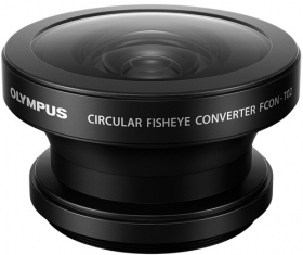 OLYMPUS Convertisseur Fisheye FCON-T02 pour TG-6