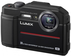 PANASONIC Lumix DC-FT7 Etanche/Antichoc Noir