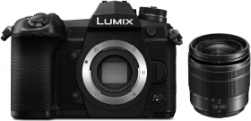 PANASONIC Lumix DC-G9 + 12-60mm f/3.5-5.6 Noir