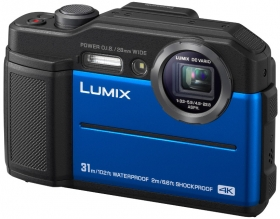 PANASONIC Lumix DC-FT7 Etanche/Antichoc Bleu