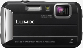 PANASONIC Lumix DMC-FT30 Etanche Noir