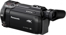 PANASONIC Caméscope HC-VXF990 Noir (OP FRENCH)