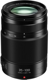 PANASONIC 35-100mm f/2.8 II Power OIS Noir