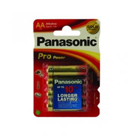 PANASONIC Piles Pro Power LR6 (Blister de 4) (OP FRENCH)