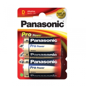 PANASONIC Piles Pro Power LR20 (Blister de 2)