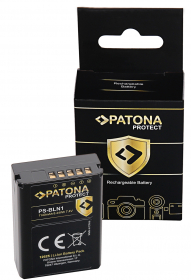 PATONA Protect Batterie Olympus PS-BLN1 (1140mAh) (New)
