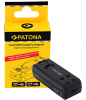 PATONA Chargeur Double USB pour Insta360 One R