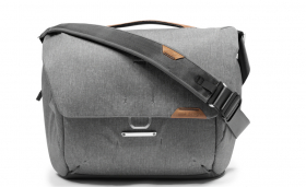 PEAK DESIGN Fourre-Tout Everyday Messenger 13L V2 Ash (New)