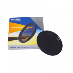 PHOTTIX Filtre Variable ND 77mm (Soldes)