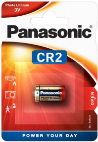 PANASONIC Pile Photo Power CR2