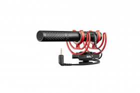 RODE Microphone VideoMic NTG Noir (New)