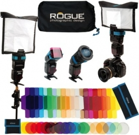 ROGUE Kit d'Eclairage Portable Flashbender 2
