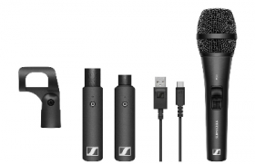 SENNHEISER XSW-D Portable Vocal Set (OP PATROUILLE)