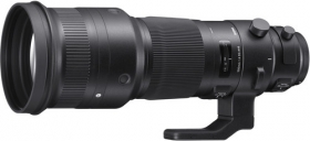 SIGMA 500mm f/4 DG OS HSM Sports Canon (OP 16DEC)