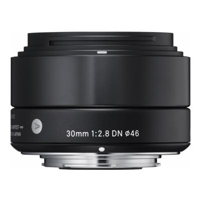 SIGMA 30mm f/2.8 DN Art Sony E Noir  33B965