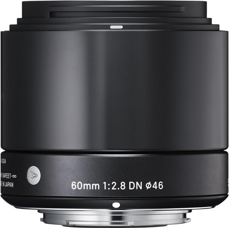 SIGMA 60mm f/2.8 DN ART Sony-E Noir  350965
