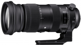 SIGMA 60-600mm F/4.5-6.3 DG OS HSM Sports Nikon