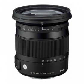 SIGMA 17-70mm f/2.8-4 DC Macro OS HSM Contemporary Canon