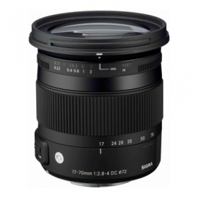 SIGMA 17-70mm f/2.8-4 DC Macro HSM Contemporary Sony