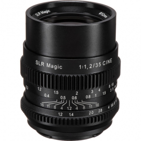 SLR MAGIC Cine 35mm f/1.2 pour Sony E