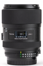 TOKINA 100mm f/2.8 ATX-I Macro Nikon (New)