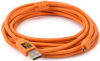 TETHER TOOLS Câble USB 2.0 4.5M Mini-B Orange pour Nikon