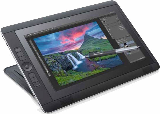 WACOM Tablette Graphique CINTIQ Companion 2 Premium 256GB