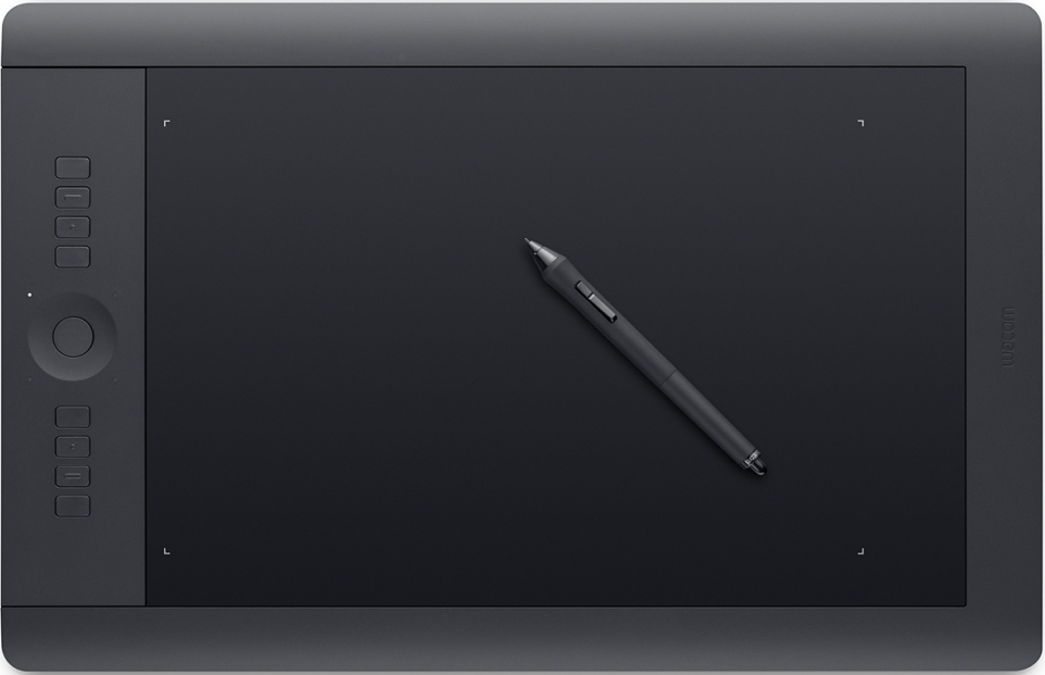 WACOM Tablette Graphique INTUOS Pro Large MacWindows