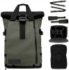 WANDRD Sac Photo The Prvke 31 Litres Vert (Photo Bundle V2)