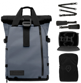 WANDRD Sac Photo The Prvke 31 Litres Bleu (Photo Bundle V2) (OP CRAZYWEEK)