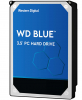 WESTERN DIGITAL Disque Dur Interne 6To (5400RPM) 64Mo Blue