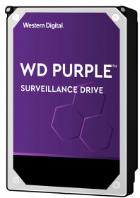 WESTERN DIGITAL Disque Dur Interne 8Tb (5400RPM) 256Mo Purple